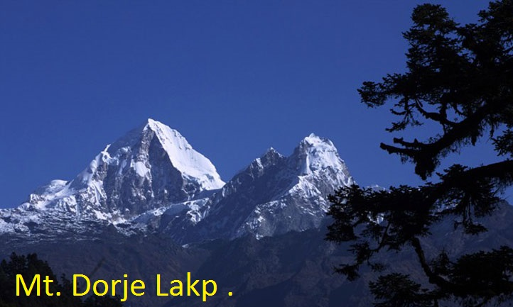 Mt.Dorje Lakpa Expedition (6,966m)