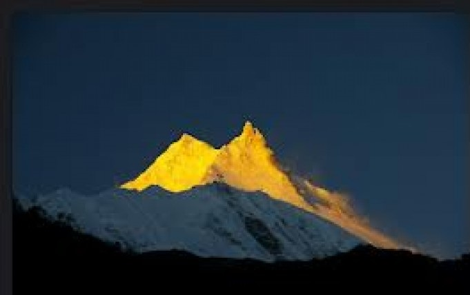 Mt.Manaslu Expedition (8163m)