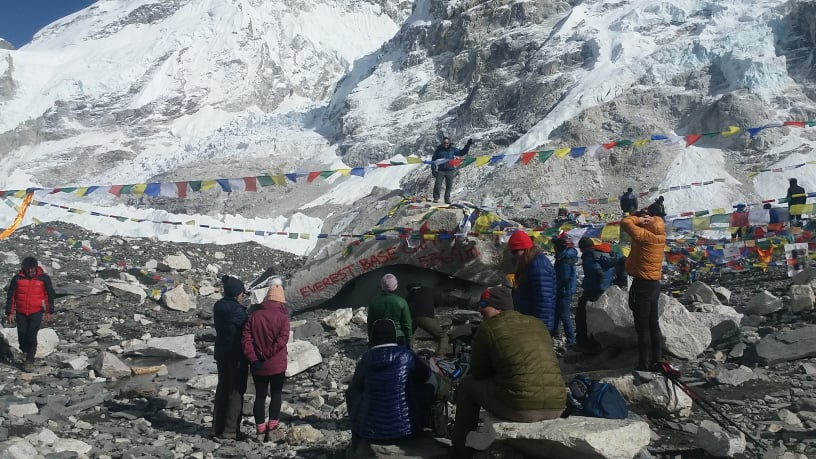Everest Base Camp Trek 15 Day.