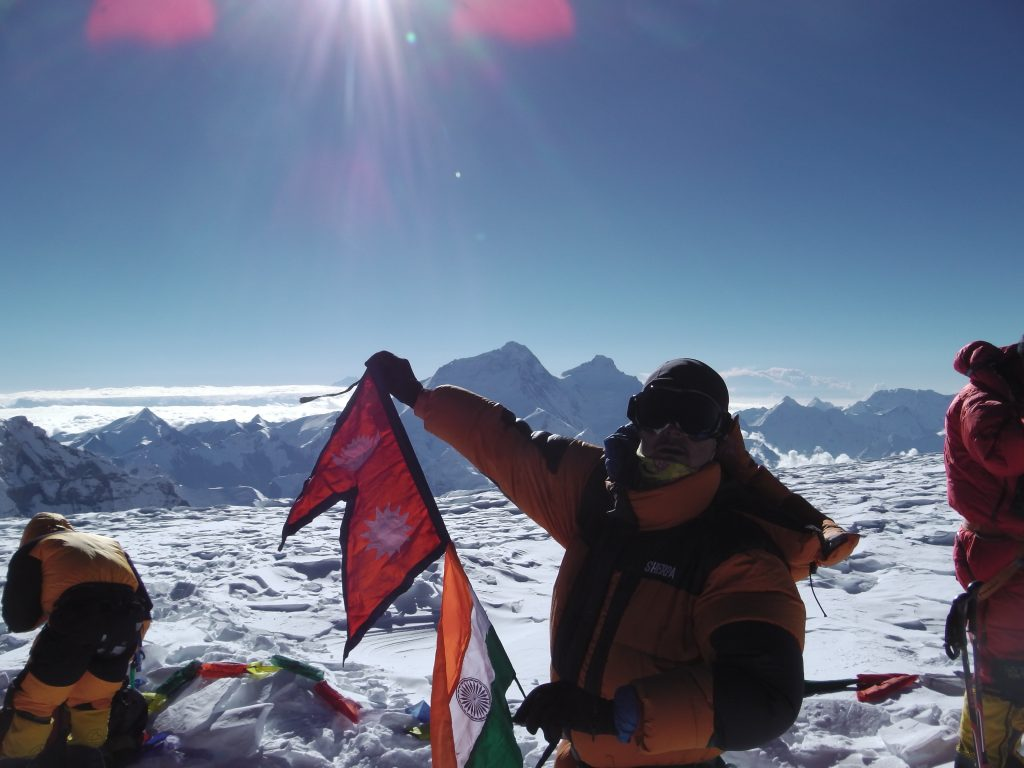 Mt.Cho Oyu Expedition 41 day (8201m)