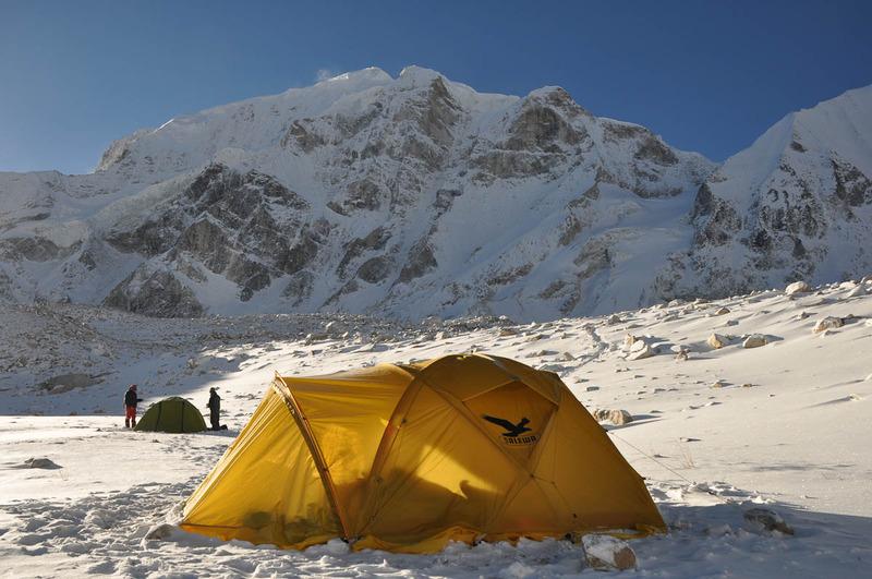 Mt.Larkya peak climb (Big) 6416m)