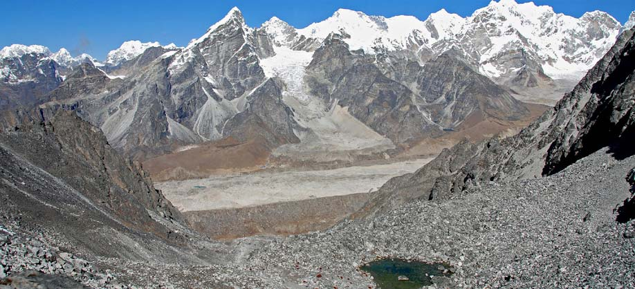 Mt.Lobuche East peak climbing(6119m)