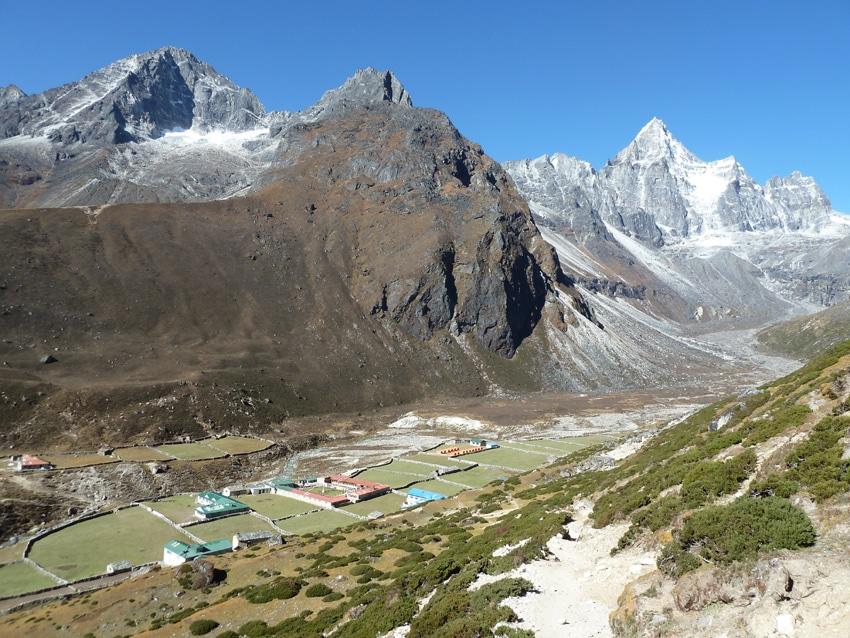 Machermo Peak Climbing (5140m)