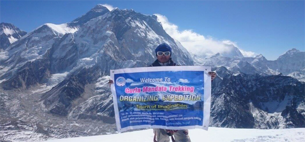 Mt. Lobuche East peak climbing(6119m)