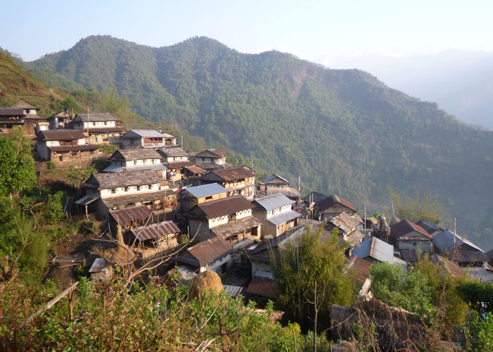 Pokhara Gurung Village Tour.