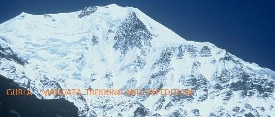 Chulu West Peak Climbing  (6419m)