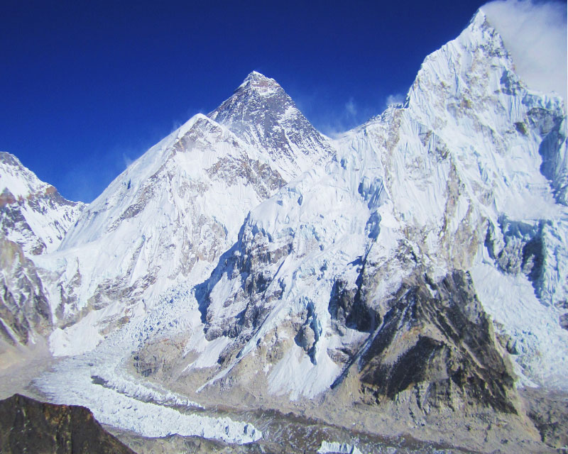 Mt.Everest Expedition (8848m)
