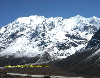 Mt.Langsisa Ri Peak Climbing(6427m)
