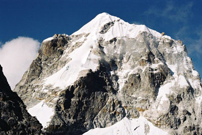 Mt.Kyazori Peak Climbing(6186m)
