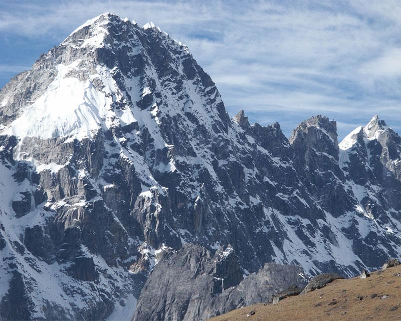 Mt.Phari Lapcha Peak Climbing(6017M)