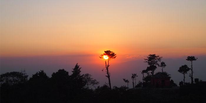 Kathmandu Nagarkot tour (Sun Set & Sunrise Tour) 5 Day.