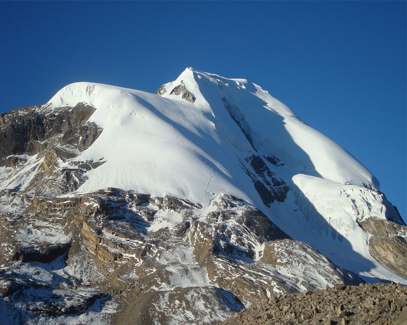 Mt.Tharpu Chuli Peak (5790m)17Day