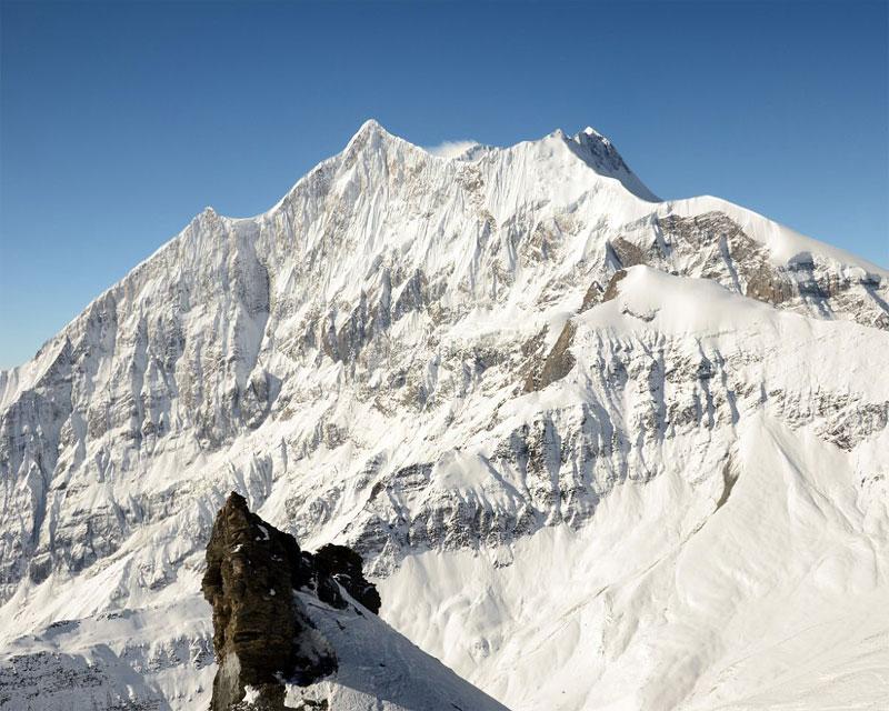 Mt.Tukuche peak climbing  (6920m).