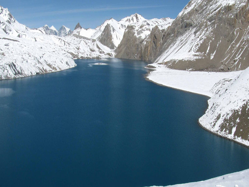 Tilicho Pass Trekking15 Days.