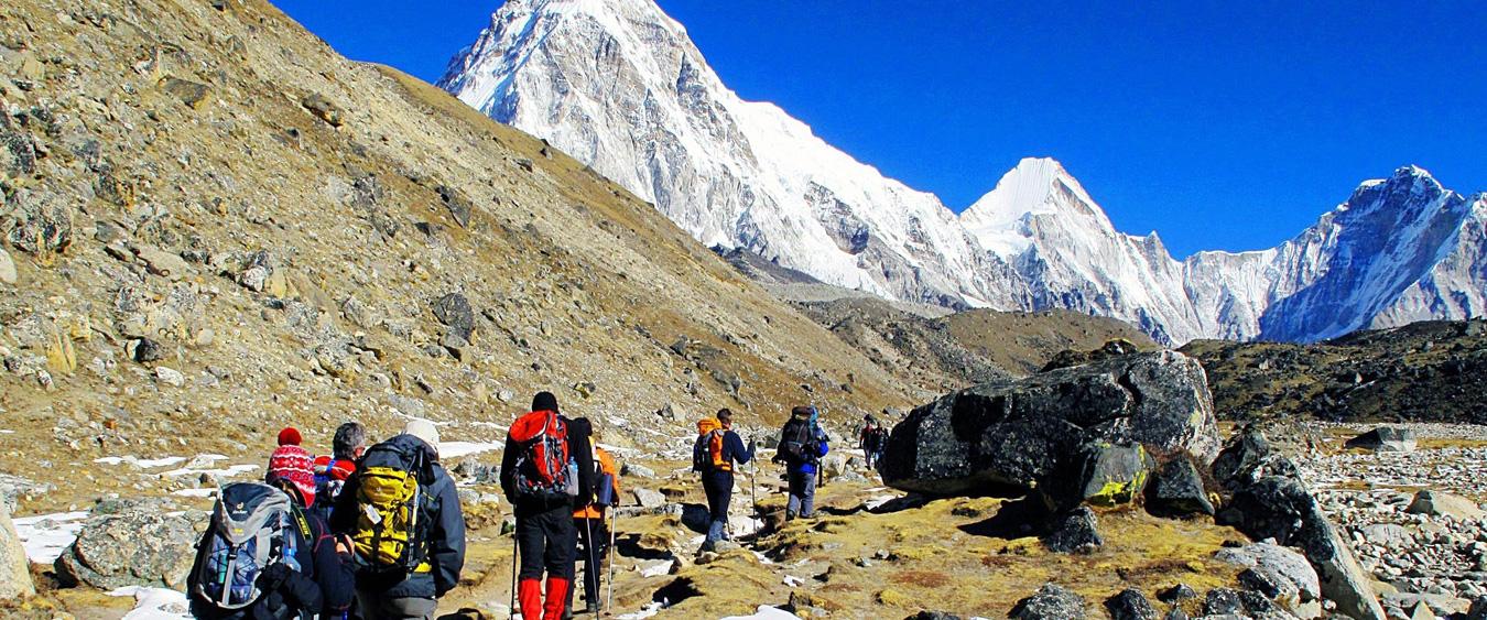 Trekking in Nepal 2021