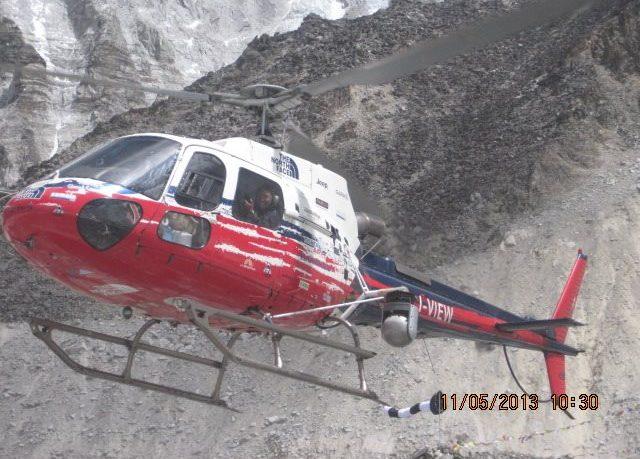 Air Ticketing in Nepal.