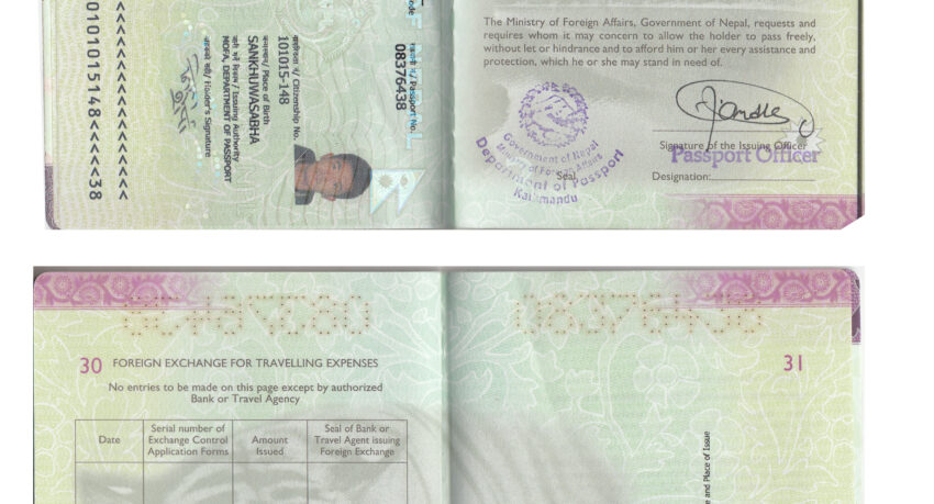 Visa & Travel Information.