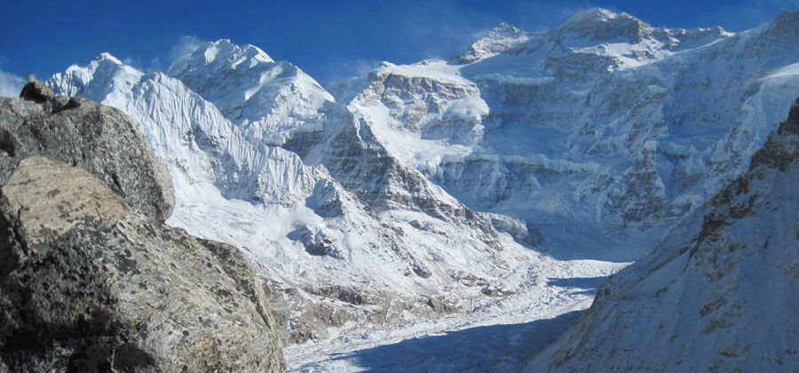 Kanchenjunga Trek(North & South Base Camp)-24 days