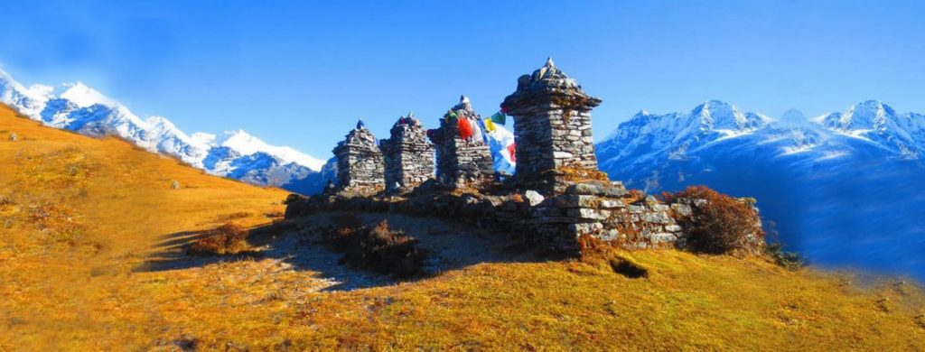 Sikkim -Goechal- trek  17  Day.