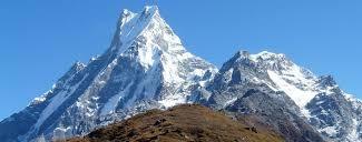 Mt.Mardi Himal peak climbing (5587m)