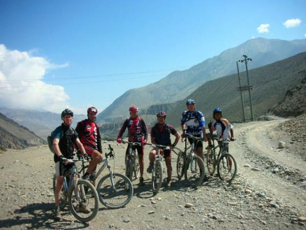 Cycling Holiday Tour in  Nepal 11 Day.
