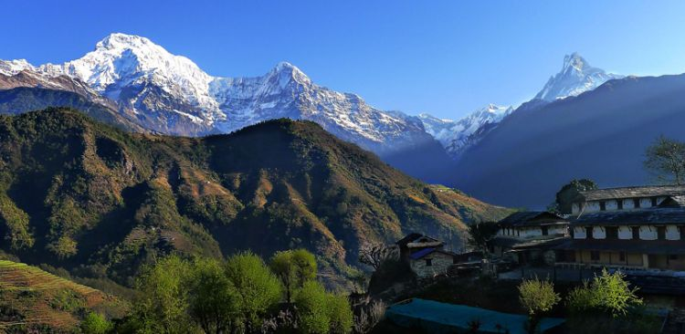 Annapurna Base camp trek  15 Day