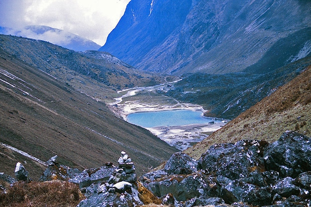 Gocha La Trek Sikkim.